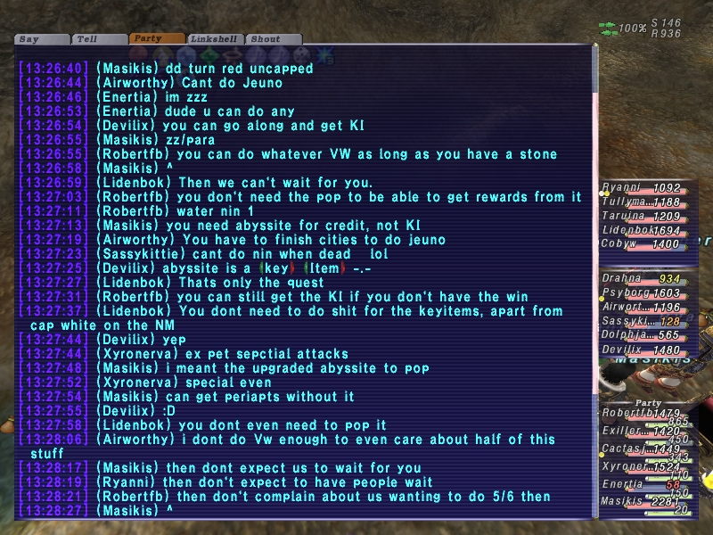 robertfb ffxi fail from ffxiah randomly this spotted thought screenshot pretty before fucking last xiii time talling posted sure random