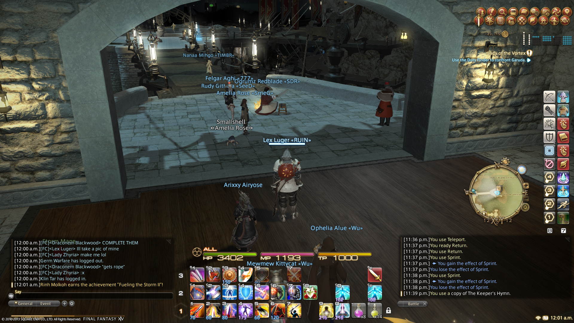 militant ffxiv make petbar command toggle your visibility pictures remember anyone post know