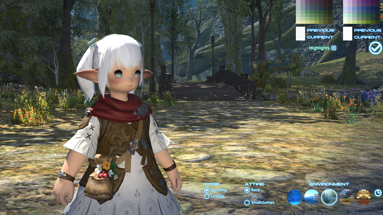 tyche ffxiv this hair ffxi character like color what green more help pinkish look akin cause laughing stop cannot eyesmouth expression website official best here found also actually match recreating grown accustomed quite personally pictures your benchmark going heres style just char post slightly darker edit2 pinkredish