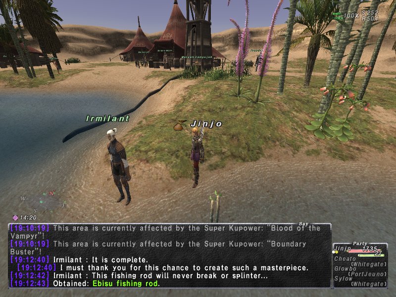 cairthenn ffxi sinking minnows have level just this find what trying minnow thread fishing post meant order them disregard alchgold sorry edit spirit quest bitching could indomitable also relicebisu list somoene please different synth when completed explain