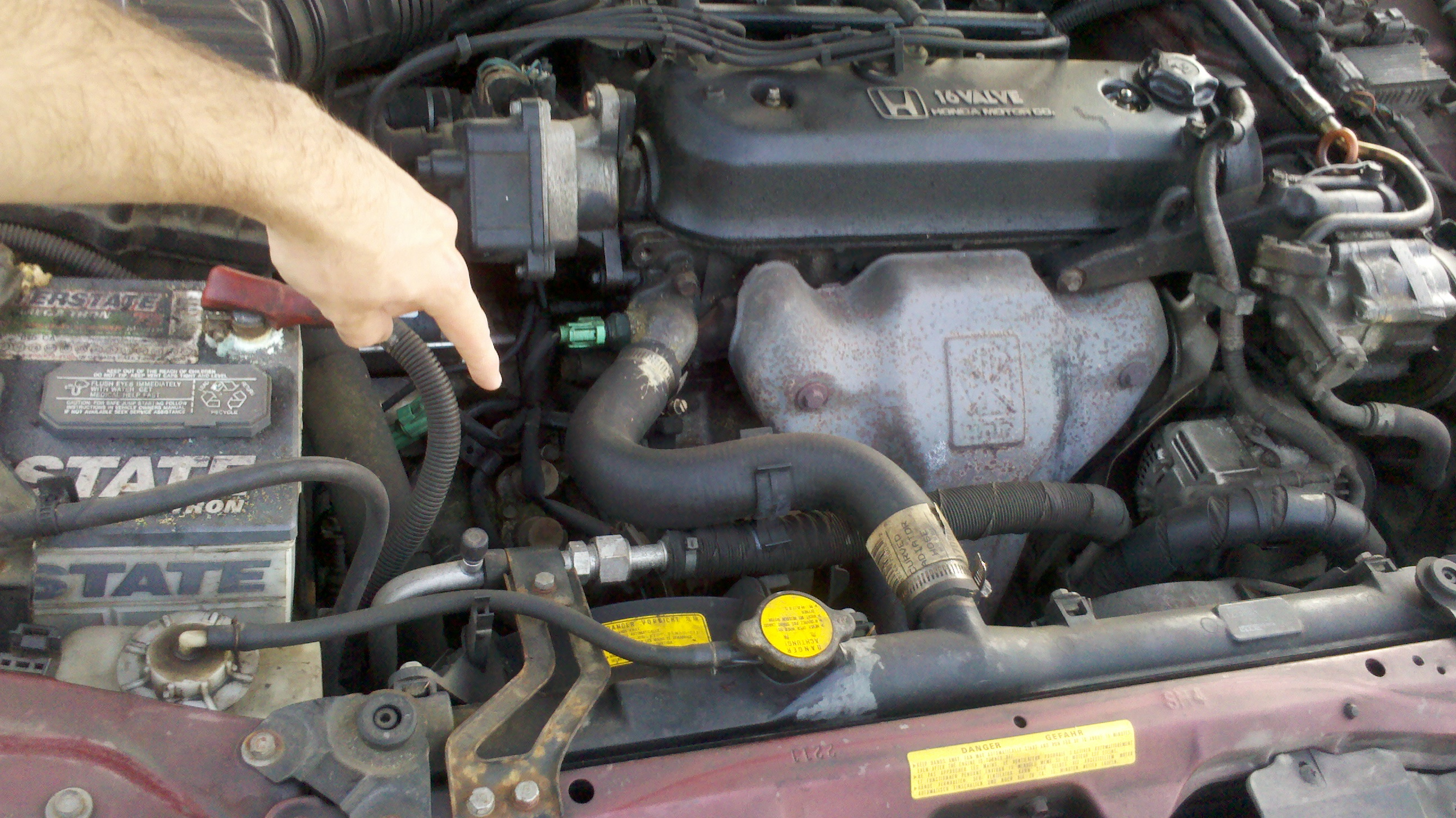 arrmani general radiator worth honda things stopleak supposed pour bucks lose cheap pretty hole work seal online brand easy super busted auto radiatorhose replacing hour tops autozone buckseven cheaper
