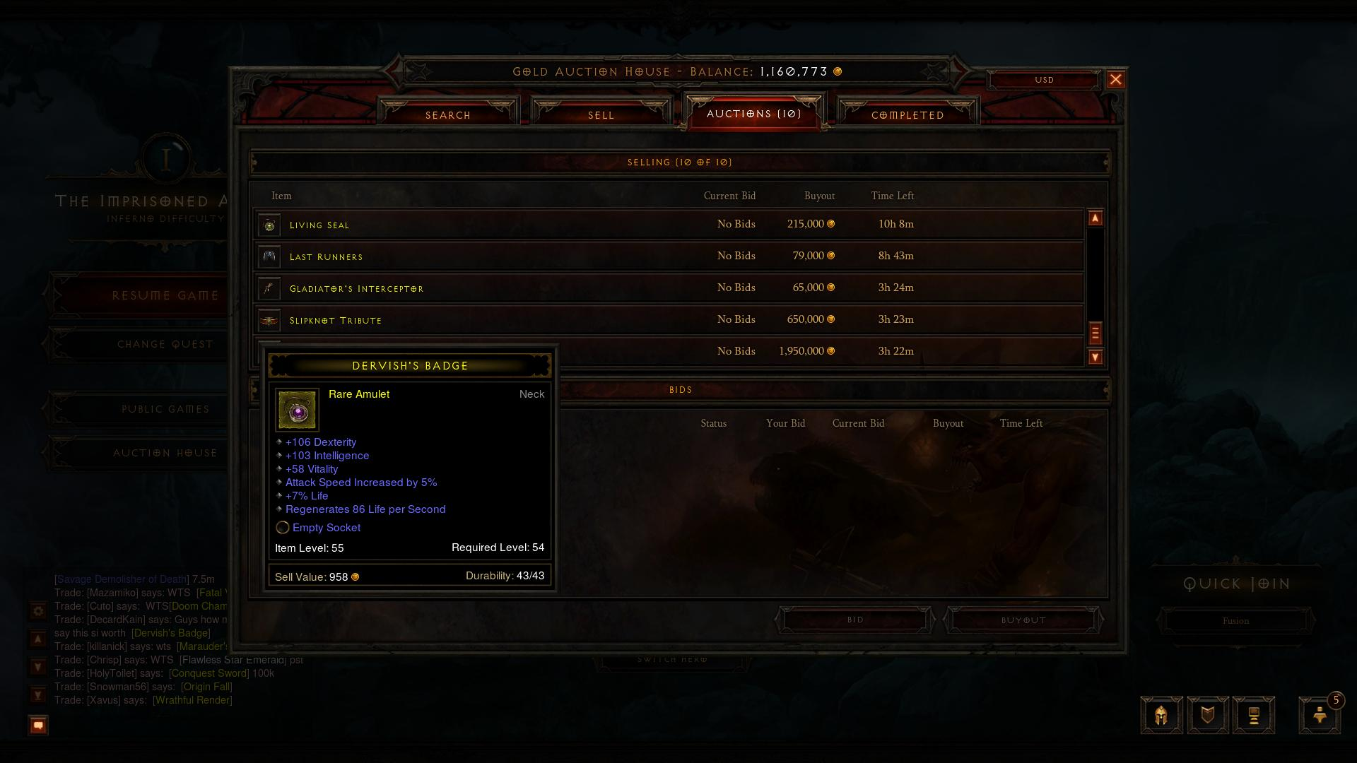 subzerodiabolos games dont peculiar know what think this just show post trading your diablo legendary
