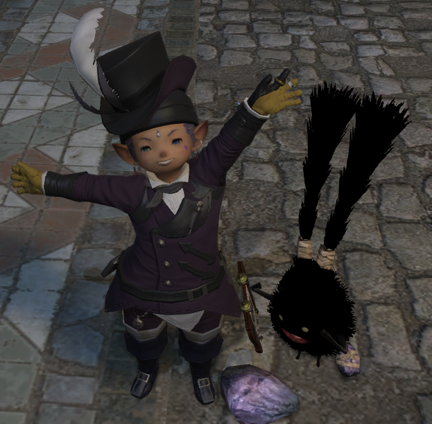 chronosphere ffxiv yeah thread picture cute lalafell