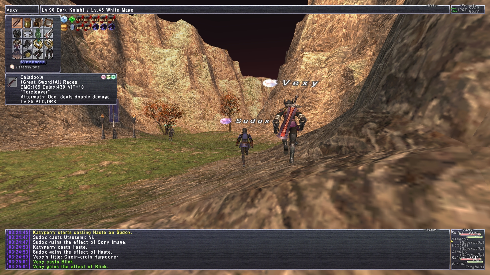 sudox ffxi gear lv78 wear stand cares leech dolls xxii thread literally player make pics renzys gimpleeches long taking shots screen point fast killing presuming lv90s contribute mobs gonna vtit listed mooch damage contribution tier this play gimpconfusedwtf contributions