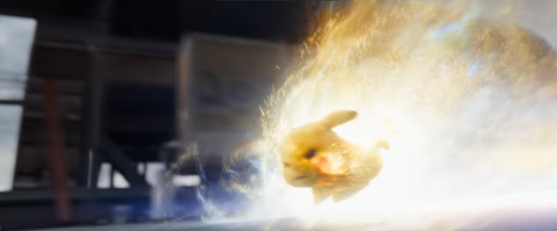 POKÉMON Detective Pikachu -- Live Action Pokémon Movie (May