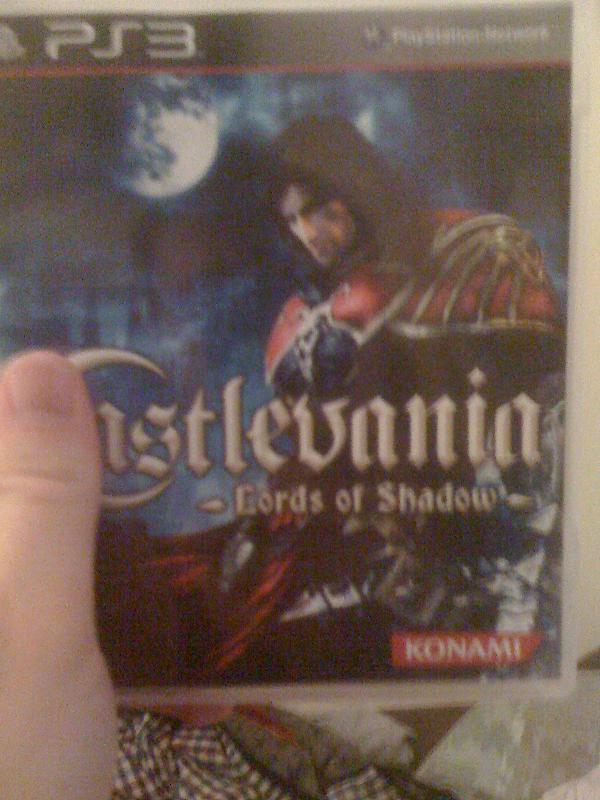 ozzofasura games review spot shadow lords castlevania
