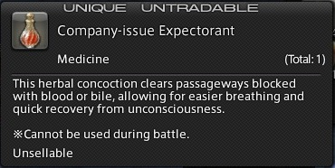 alistaire ffxiv retainer continues long lost death upon compendium useful pugs out-dps sanction will never