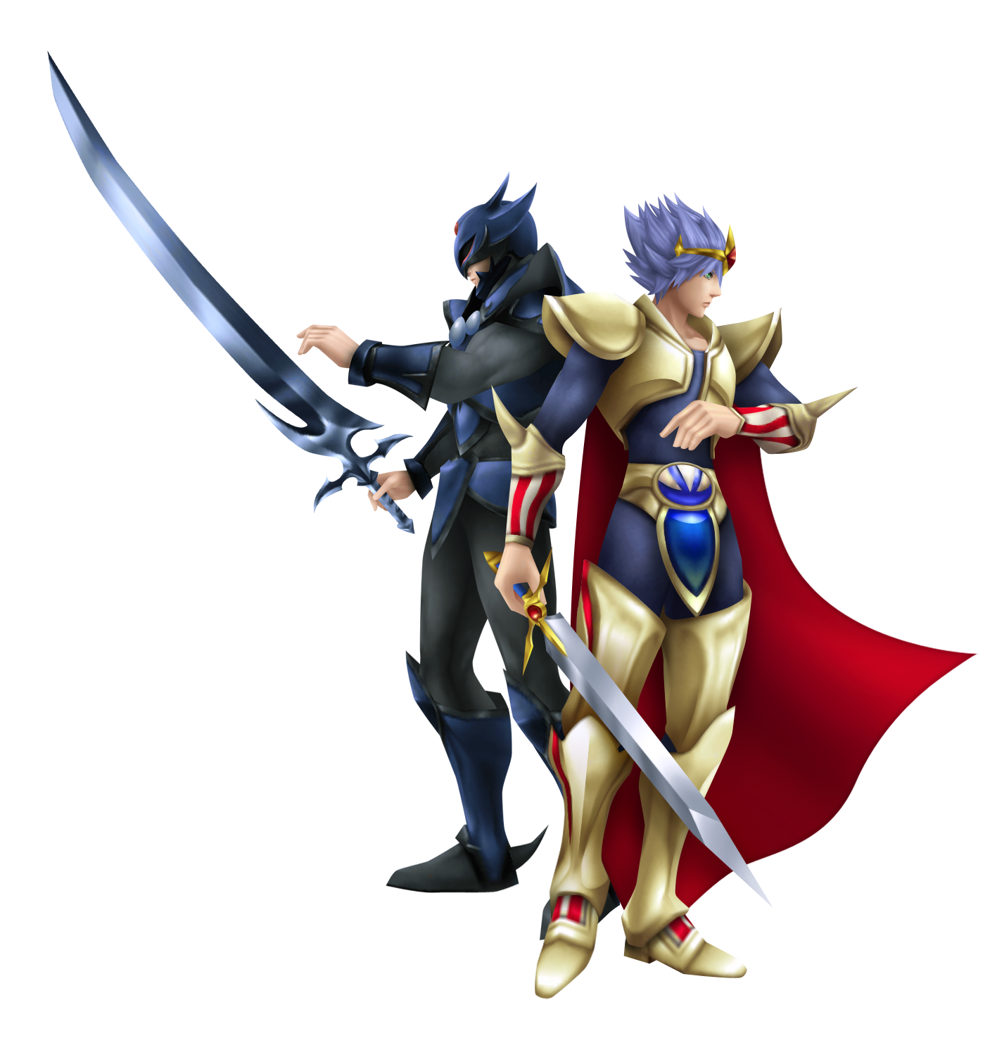 rpgtyrant games ramza somehow better they final duodecim fantasy trailer dissidia
