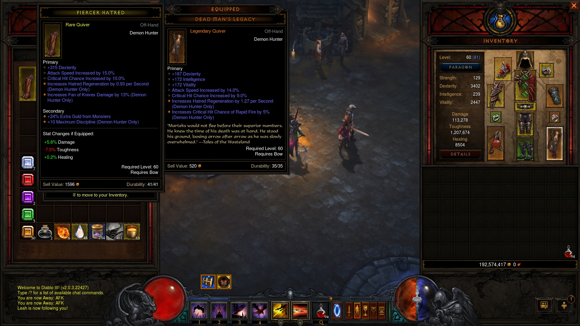 arximiro games that confirmation brevik joining team seen reaper souls hadnt diablo