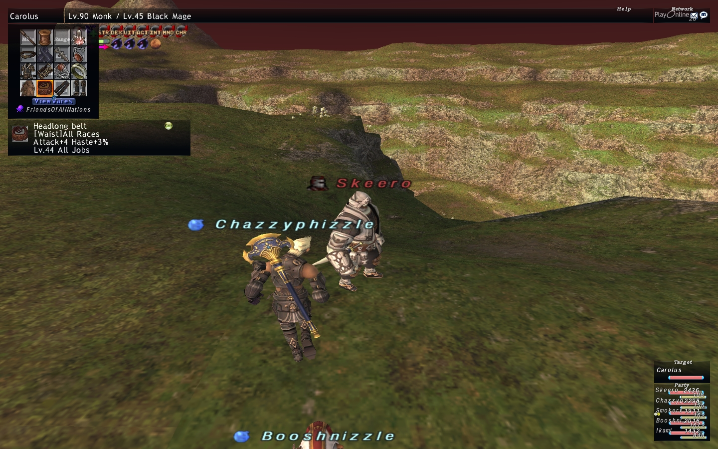 skeelo ffxi gear lv78 wear stand cares leech dolls xxii thread literally player make pics renzys gimpleeches long taking shots screen point fast killing presuming lv90s contribute mobs gonna vtit listed mooch damage contribution tier this play gimpconfusedwtf contributions