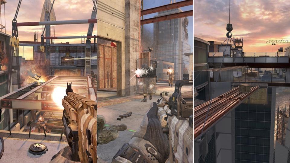 doombear games warfare modern duty call