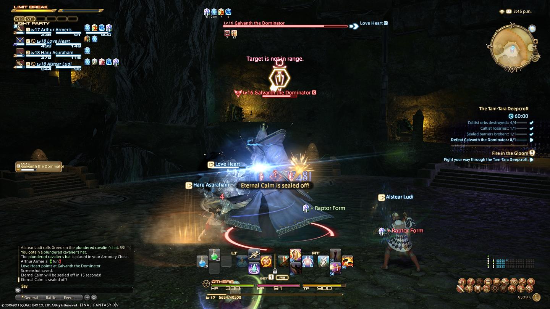 myreality ffxiv limsa through tonight well screenshots lifted phase beta