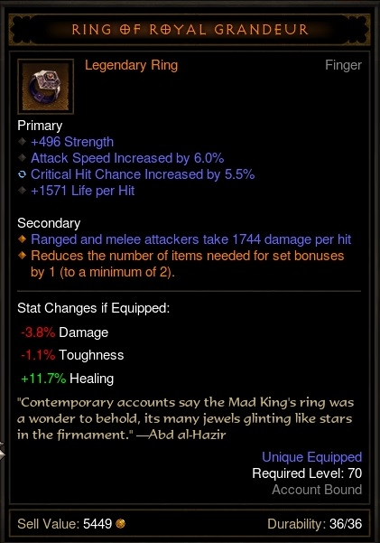 dowzer games dont peculiar know what think this just show post trading your diablo legendary