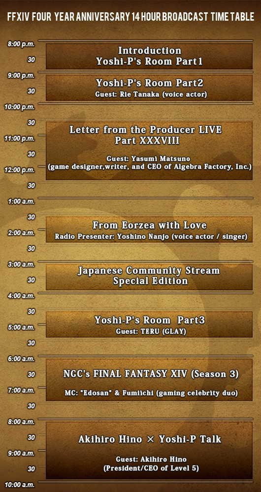 silenka ffxiv cant have they covered anything battle changes like seems related edit instruments perform with bard summoner year egis thing worst hour broadcast find simulcast fine working youtube stream translation that english anniversary points slider being said sep1