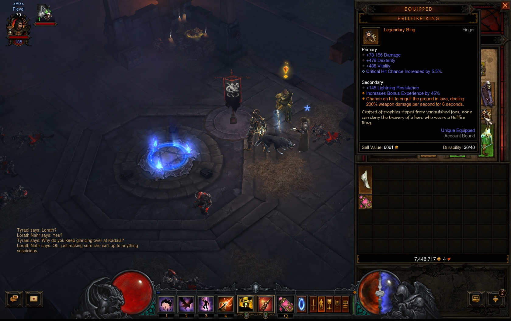 Diablo 3 Trading Post: Show us your Legendary