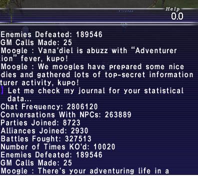 darkmagi ffxi exping times somewhere works those stats appreciation adventurer thought ring grab 2012