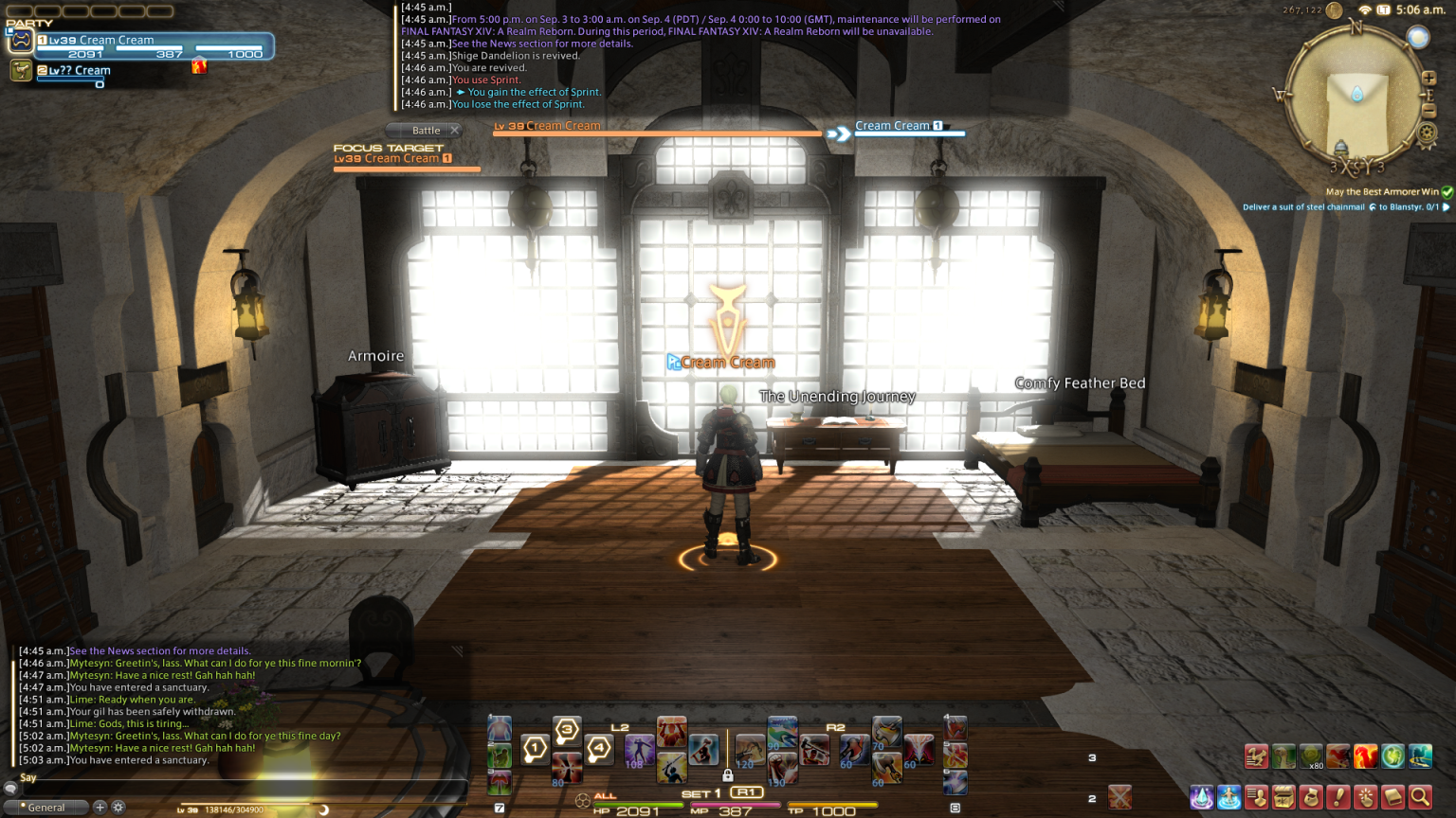 kais ffxiv make petbar command toggle your visibility pictures remember anyone post know