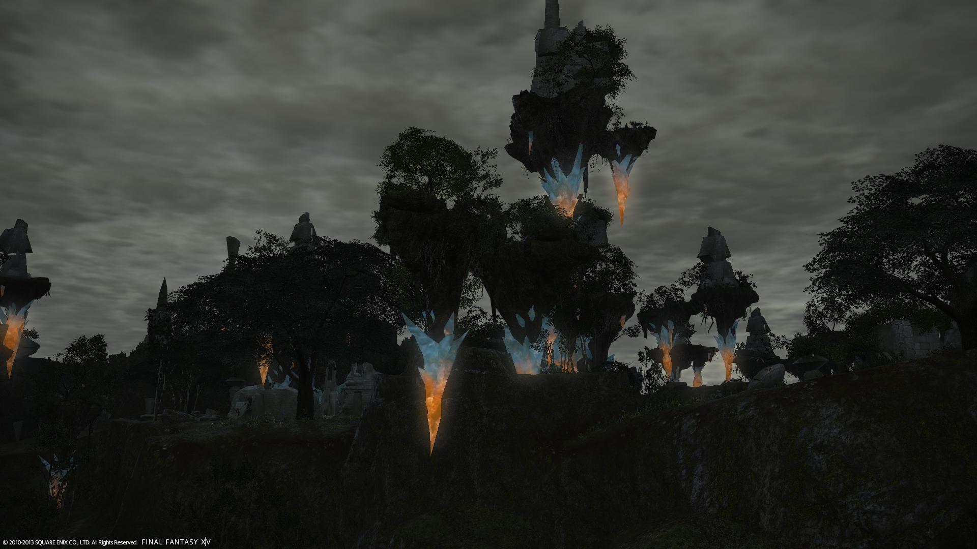 hioki ffxiv limsa through tonight well screenshots lifted phase beta