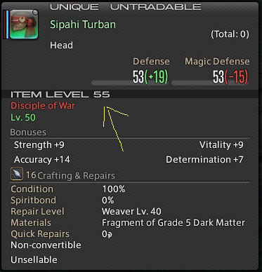 skai ffxiv ilvl just read thanks rating image right google random under this basic question more even materia item know what made