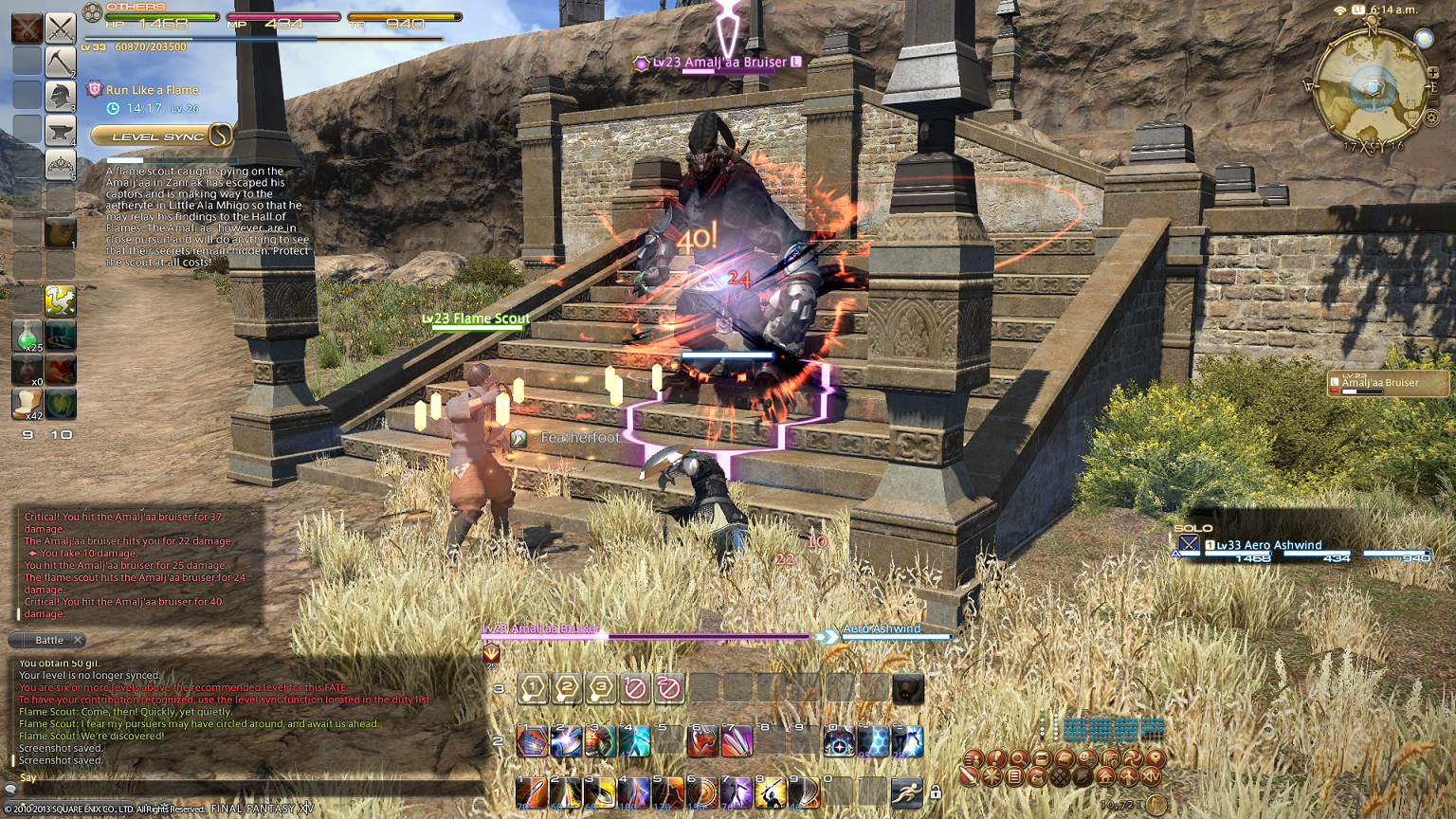 seiji okita ffxiv make petbar command toggle your visibility pictures remember anyone post know