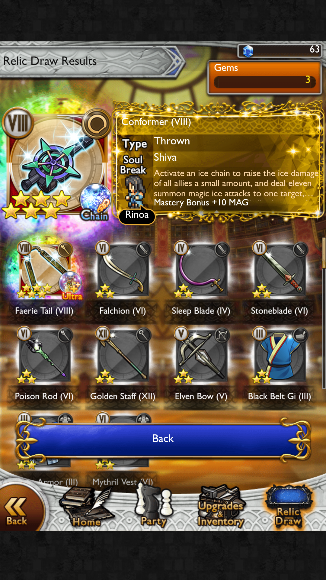 kirin games dupe that daily have rosetta from eiko thread down four more dorp left draws huge wasnt rata this been woulda relics said just sure jinxed today raines edit almost decent something pull usb1 faris dupes pulled wish morning rianes ffxiii also parade noctis ffxv machina ffxiv because tally ffxii vaan