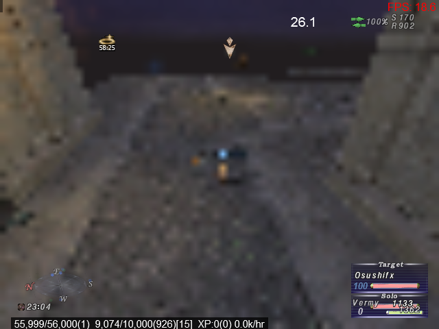 nynja ffxi anything dont since messed with according they windowers what regardless 292fps while counter stays been unlimited config isnt support discussion windower then think would