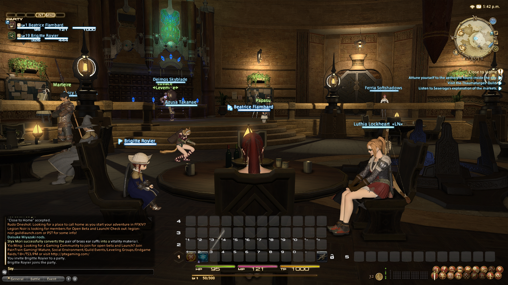 jigglyjam ffxiv make petbar command toggle your visibility pictures remember anyone post know