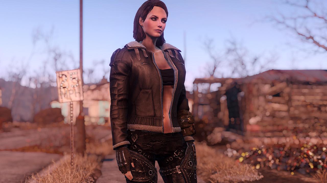 Fallout 4 bomber jacket reddit