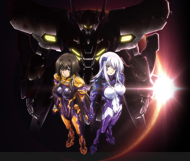 elcura anime quality that awful forget alternative total eclipse dont muv-luv
