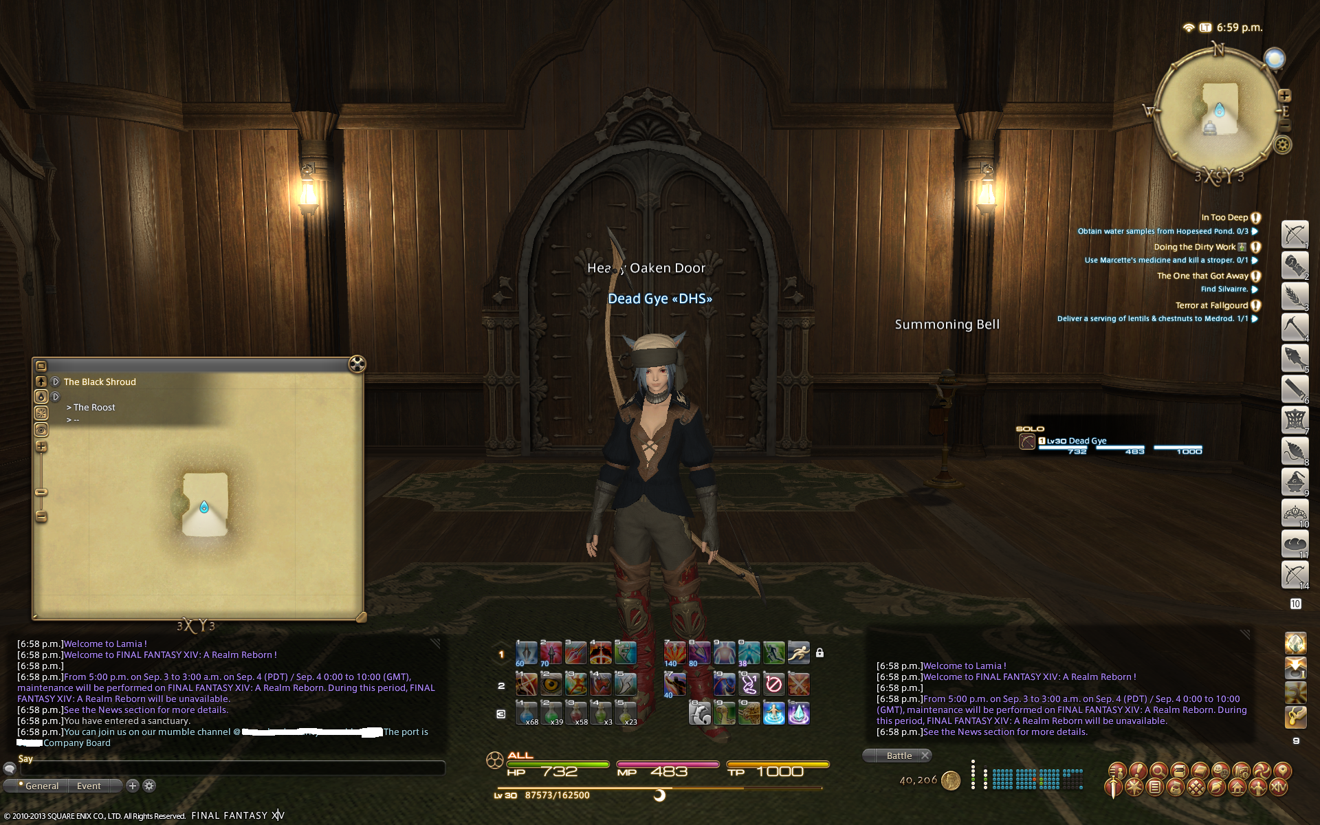 deadgye ffxiv make petbar command toggle your visibility pictures remember anyone post know