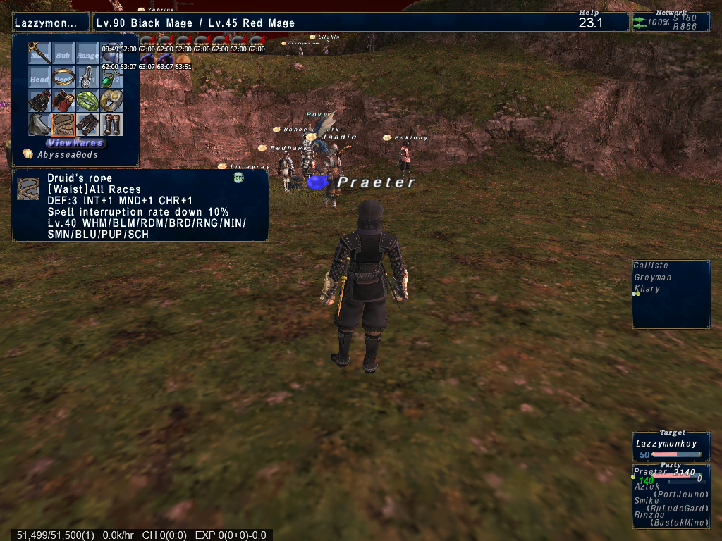 mikus ffxi gear lv78 wear stand cares leech dolls xxii thread literally player make pics renzys gimpleeches long taking shots screen point fast killing presuming lv90s contribute mobs gonna vtit listed mooch damage contribution tier this play gimpconfusedwtf contributions