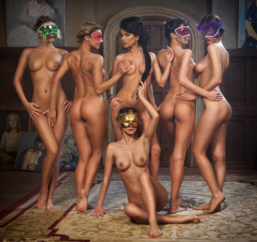 вероника ванеза на эротических и порно фото