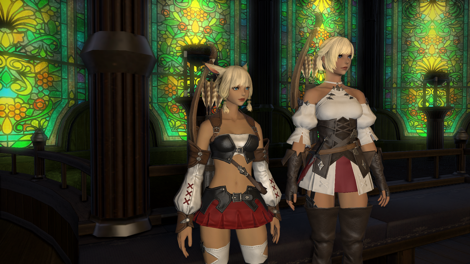 jigglyjam ffxiv limsa through tonight well screenshots lifted phase beta