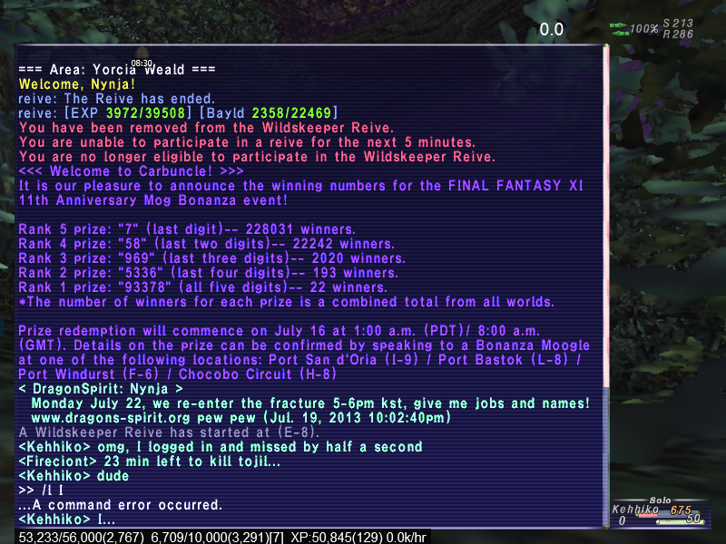 nynja ffxi more goes information long gone probably hell your leader fail speak late only random