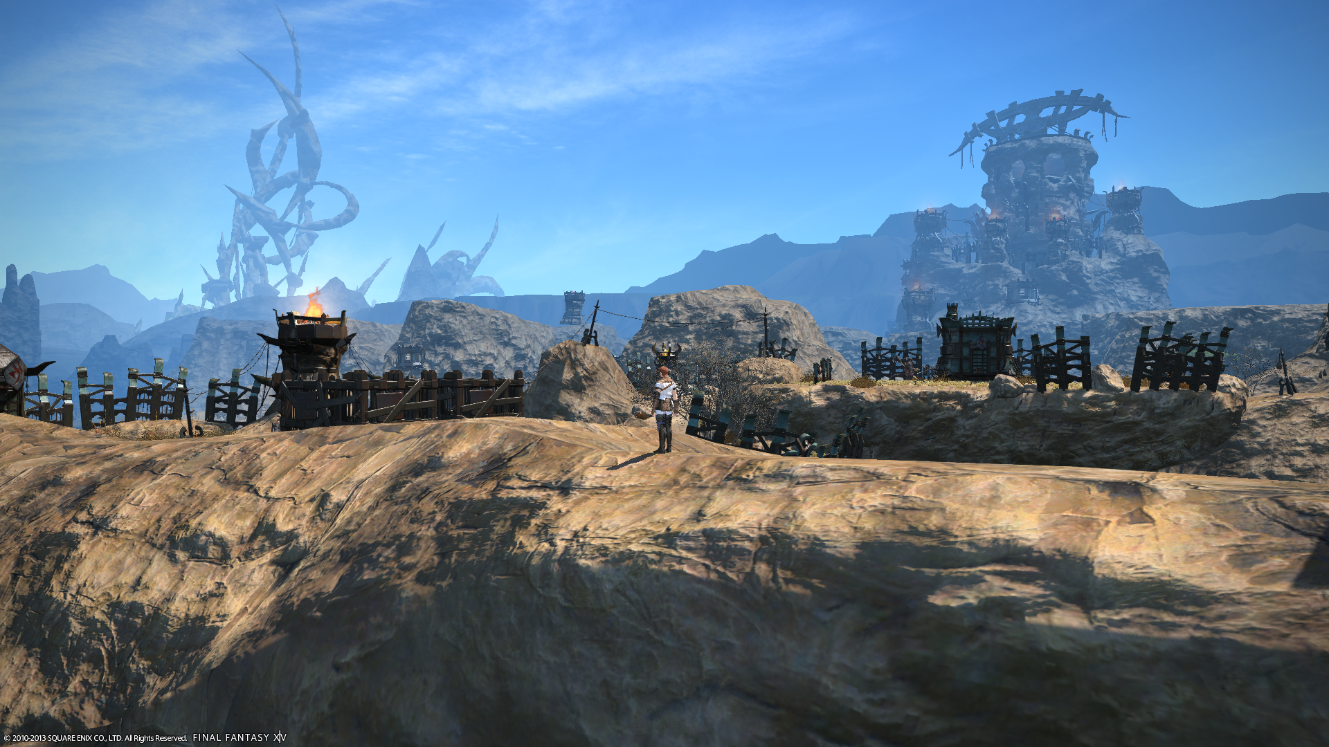 rocl ffxiv limsa through tonight well screenshots lifted phase beta