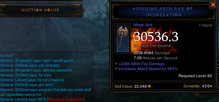 tekki games dont peculiar know what think this just show post trading your diablo legendary