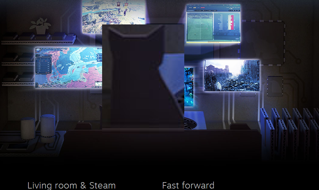 ksandra games steam machines coming this fall source engine lighthouse link machine controller improved