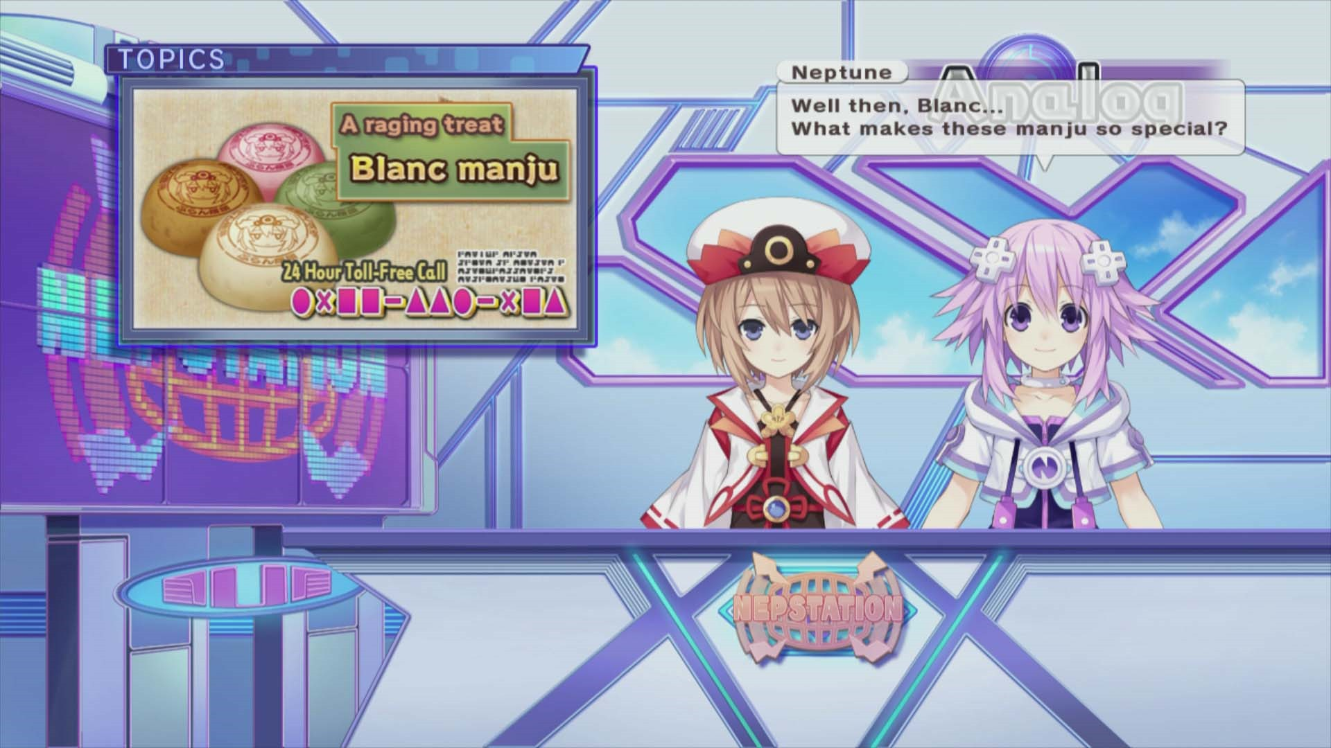 insanecyclone games vvictory neptunia hyperdimension