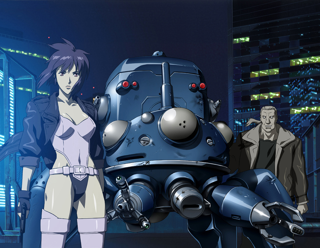 edelweiss anime best could motoko still though style shirow version some alone 2013 arise shell yeah stand ghost redesign complex